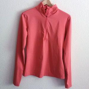 Nike Dri-Fit Long Sleeve Half-Zip Pullover